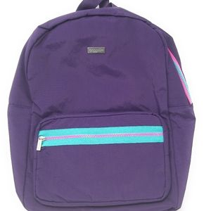 Baggallini Arches Backpack, Purple.